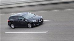 La Ford Focus 2012