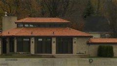 La résidence de Tony Accurso, à Deux-Montagnes