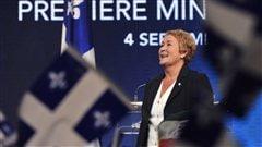 La nouvelle première ministre du Québec, Pauline Marois