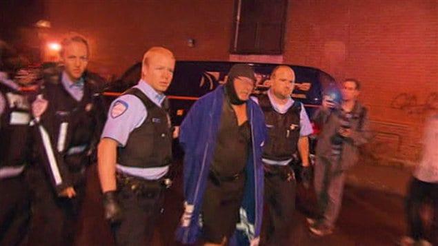 Le suspect arrêté à la suite de la fusillade