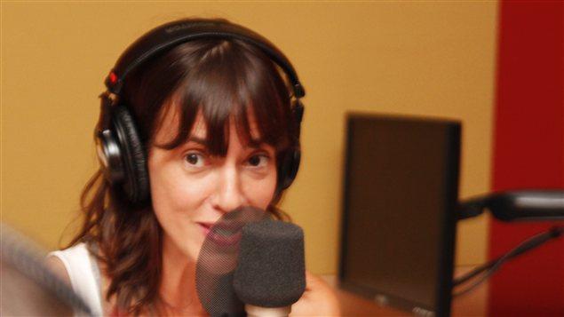 Catherine Pogonat | � Radio-Canada / Philippe Couture