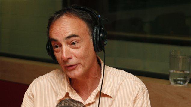 Daniel Jaros | � Radio-Canada / Philippe Couture