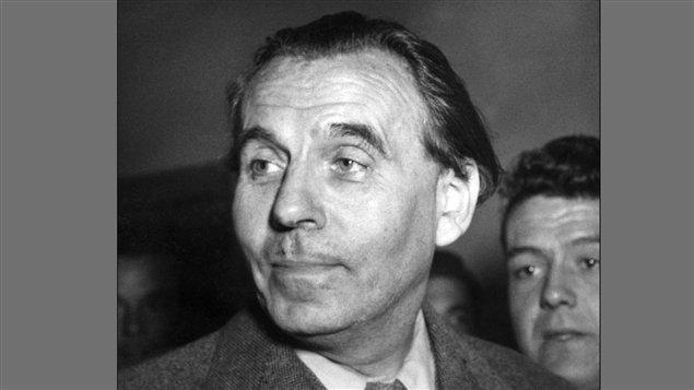 Louis-Ferdinand Céline, photographié en 1951   © AFP