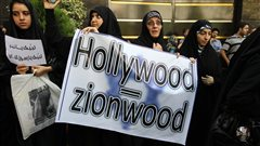 Manifestation en Iran contre un film controvers�