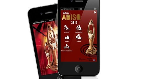 L'application Adisq
