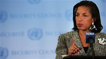 Susan Rice, ambassadrice amricaine  l&#39;ONU