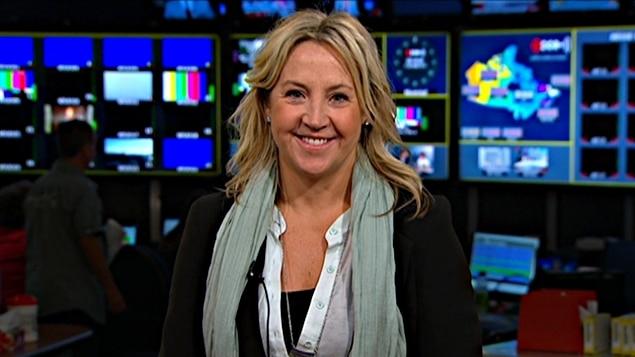 Marie-Pierre Gariépy, présidente et fondatrice de la maison de production Slalom