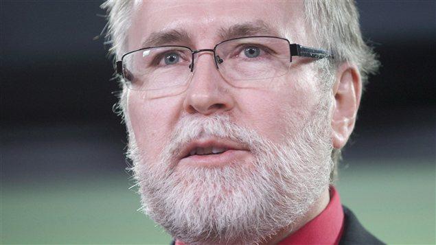 Le député conservateur Stephen Woodworth