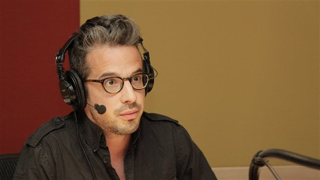 Matthieu dugal radio canada philippe couture