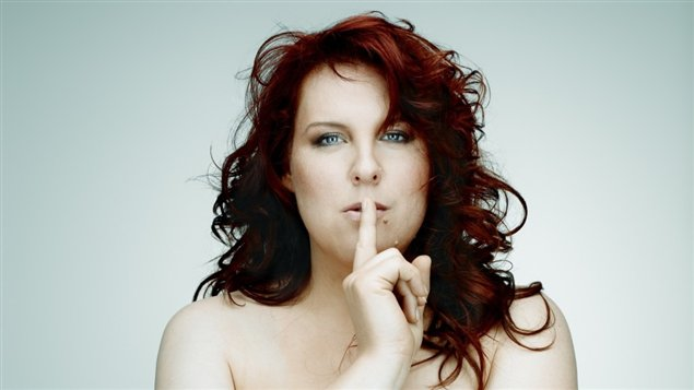 La cantatrice Marie-Nicole Lemieux