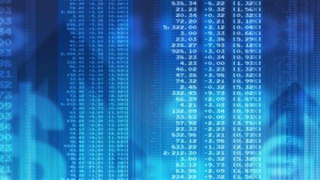 Des données numériques