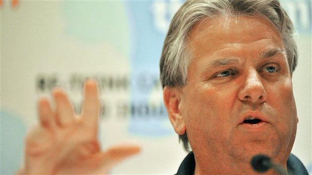 Le président des TCA, Ken Lewenza