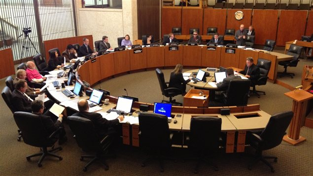 Réunion du conseil municipal de Winnipeg, le jeudi 27 septembre 2012