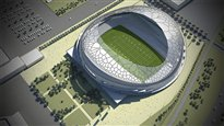 Un nouveau stade à Regina en 2017