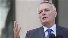 Le premier ministre franais, Jean-Marc Ayrault
