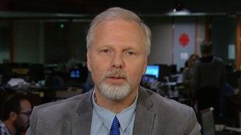 Le ministre responsable de Montréal, Jean-François Lisée