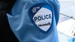 L&#39;cusson du Service de police de la Ville de Montral