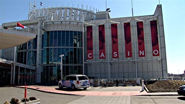 Le casino du Lac-Leamy à Gatineau.
