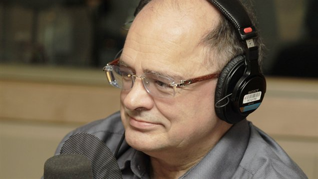 Jean-Jacques Pelletier  | © Radio-Canada  / Philippe Couture