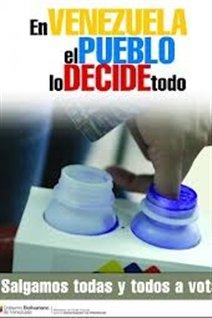Élections au Venezuela