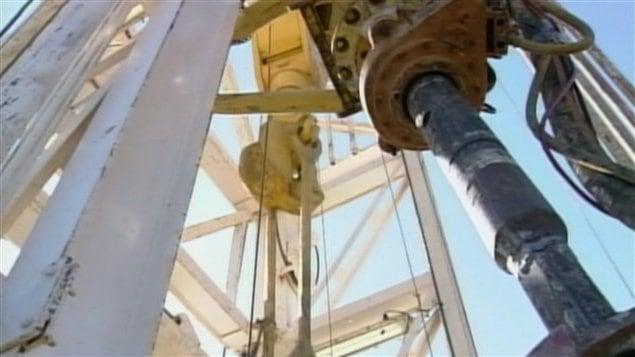 Exploitation pétrolifère
