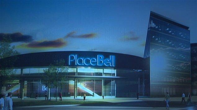 Place Bell de Laval