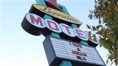 Le motel transformé en musée des droits civils
