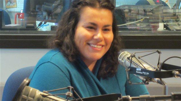 L'auteure-compositrice-interprète Patricia Cano.