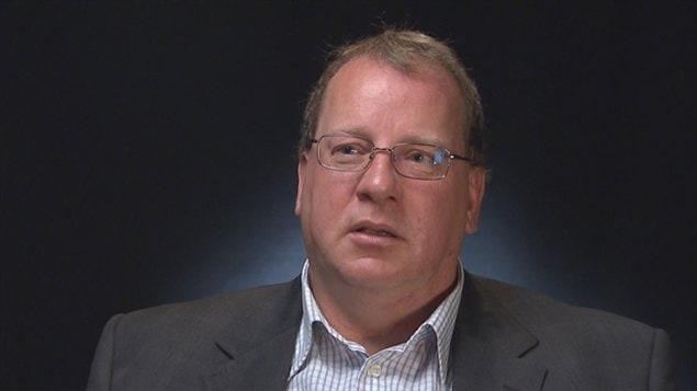 L'ingénieur et ancien employé de TransCanada, Evan Vokes