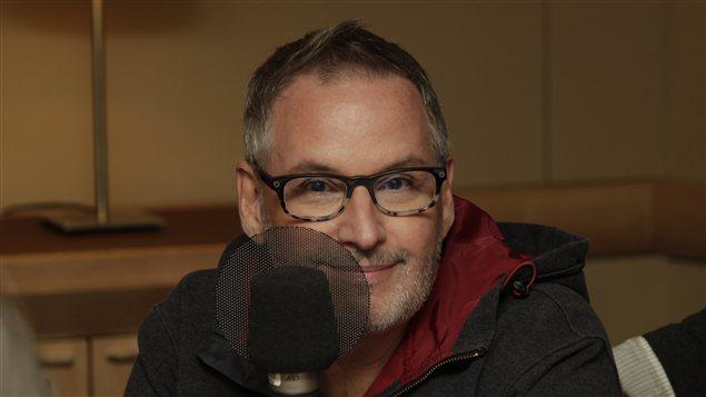 Bruno Rhéaume | © Radio-Canada / Philippe Couture