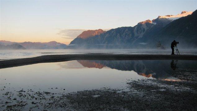 Le fjord d'Aysen, en Patagonie