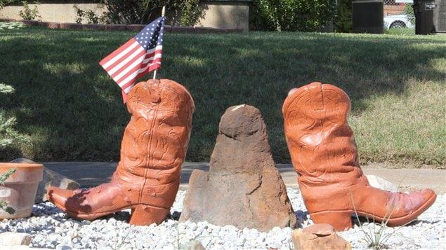 Texas, pays du gaz et du pétrole