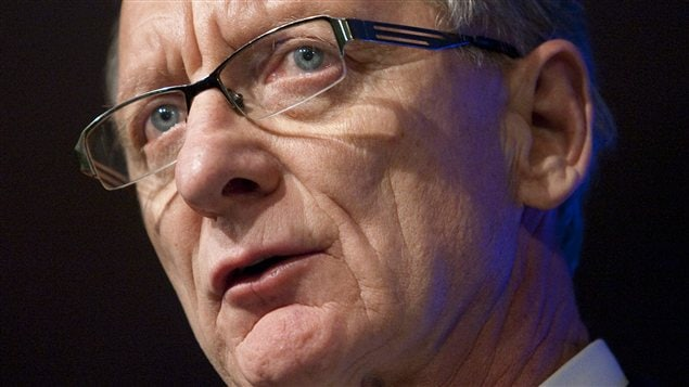 Le sénateur Pierre-Hugues Boisvenu