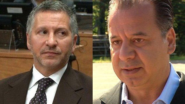Elio Pagliarulo et Paolo Catania (montage)