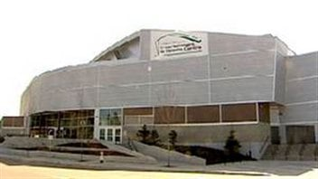 Le centre Abbotsford Entertainment &amp;amp; Sports