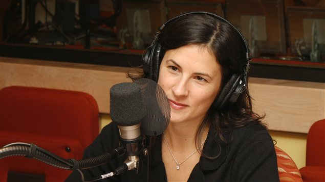Katerine-Lune Rollet | © Radio-Canada / Philippe Couture