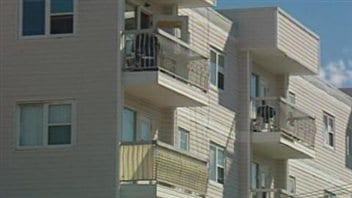 immeuble logement Whitehorse appartement