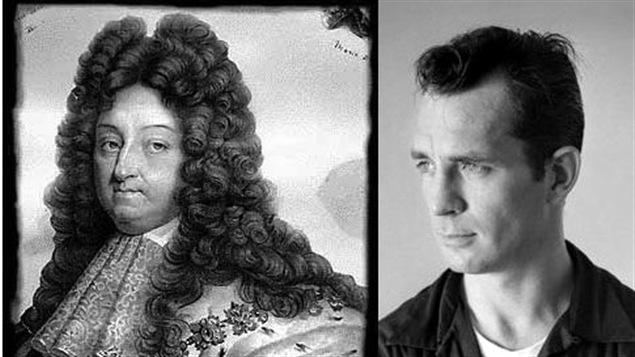 Louis XIV et Jack Kerouac