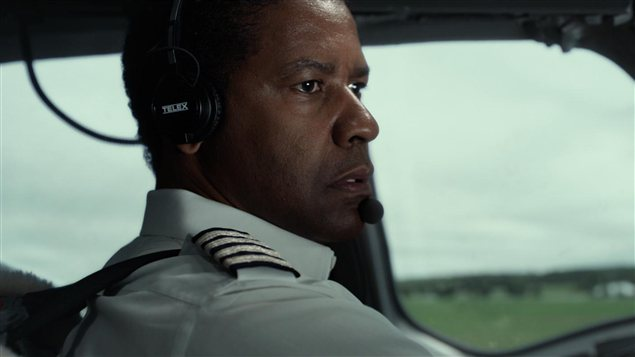 Denzel Washington dans « Flight »