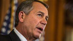 À Washington D.C. le président de la Chambre des représentants, John Boehner, a appelé le président Obama à collaborer avec les républicains de la Chambre.