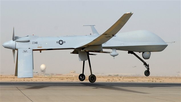 Le drone américain Predator