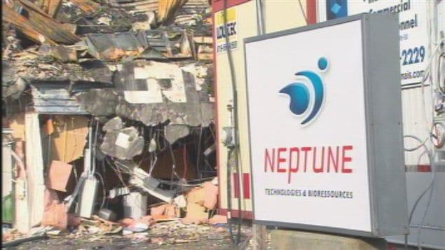L'entreprise Neptune Technologies