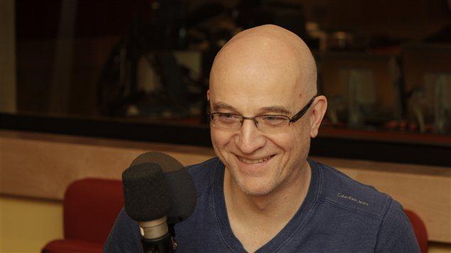 Alain Vadeboncoeur | � Radio-Canada / Philippe Couture