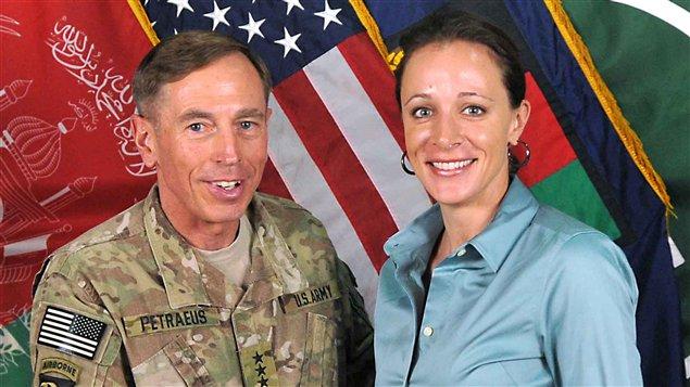 Petraeus / Broadwell