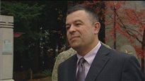 Yves Tiberghien, directeur de l'Institut de recherche sur l'Asie, UBC
