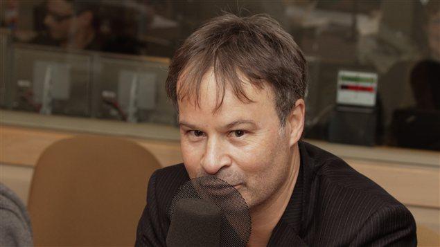 L'auteur Emmanuel Jaffelin.