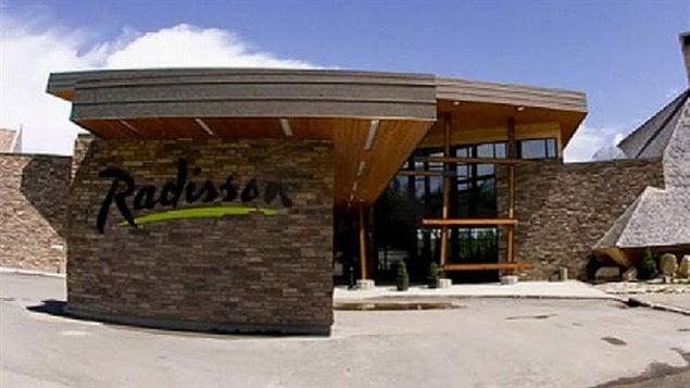 Le centre de villégiature Hecla a été construit il y a plus de 30 ans par la province sur l'île Hecla sur le lac Winnipeg.