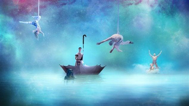 Le film du Cirque du Soleil