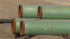 Une vue de pipelines