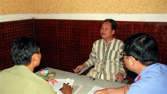 Le blogueur Dinh Dang Dinh est condamné à six ans de prison (cadn.com.vn)